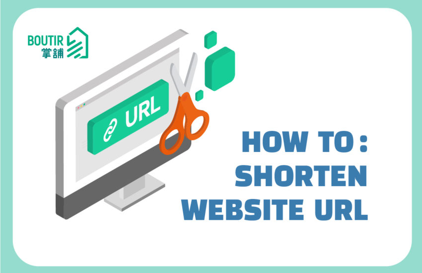 how to shorten website url
